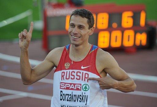 الروسي بورزاكوفسكي ينضم لقائمة الغائبين عن بطولة العالم لألعاب القوى!