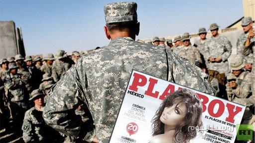وزارة الدفاع الأمريكية توقف بيع مجلات