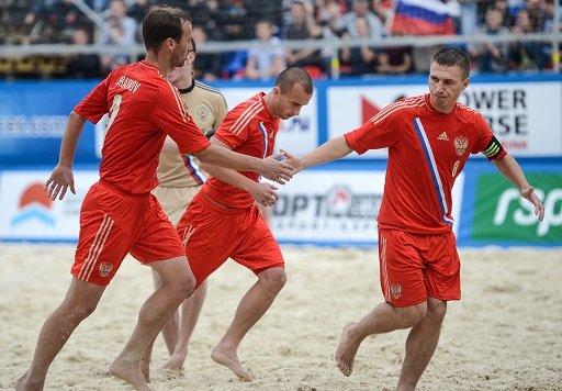 روسيا تفوز على هولندا في