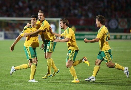 كوبان الروسي يبلغ الدور الرابع للدوري الأوروبي لأول مرة في تاريخه