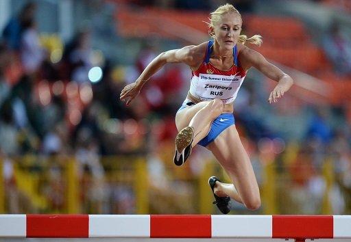 الروسية زاريبوفا بطلة العالم لسباق 3000 م تغيب عن مونديال موسكو لأم الألعاب