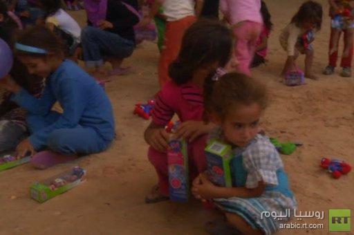 أطفال مخيم الزعتري يعانون تدهور حالتهم النفسية