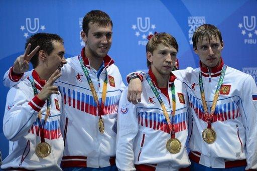 روسيا بطلة للعالم في المبارزة