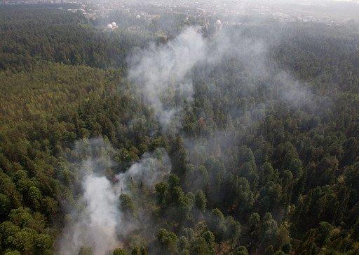 ناسا: روسيا ستشهد في العقود القريبة زيادة سريعة في عدد حرائق الغابات