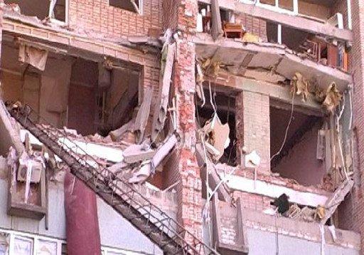 مقتل شخصين وإصابة 16 آخرين في انفجار الغاز بوحدة سكنية في مدينة لوغانسك الأوكرانية
