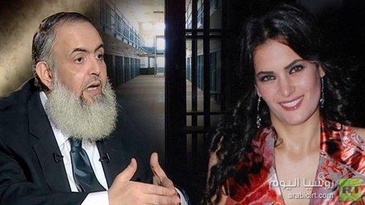 النائب العام يرفض طلب زيارة الفنانة سما المصري لحازم صلاح أبو اسماعيل