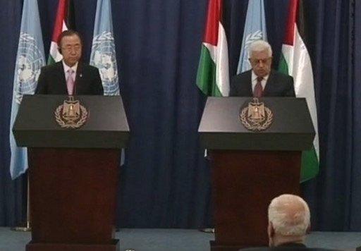 عباس: الجلسة الأولى للمفاوضات مع إسرائيل تناولت جميع القضايا المطروحة على الطاولة