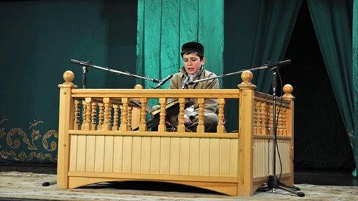 مسابقة موسكو الدولية لتحفيظ القرآن الكريم