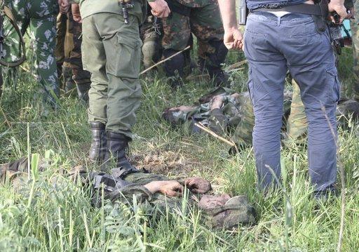 تصفية ثلاثة عناصر ارهابية بداغستان