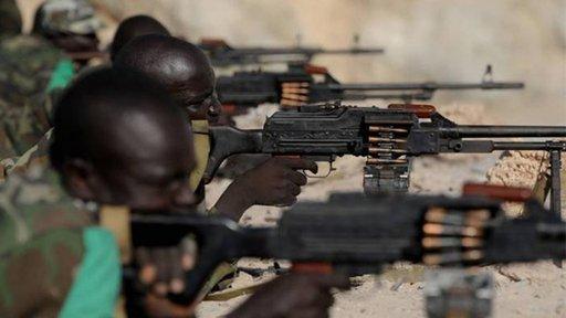 نفقات البلدان الإفريقية على الأسلحة ستفوق الـ 20 مليار دولار