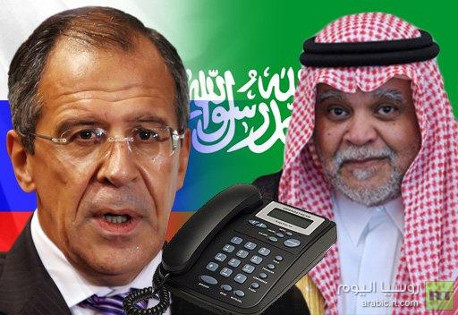 مباحثات روسية - سعودية حول الأوضاع في مصر وسورية