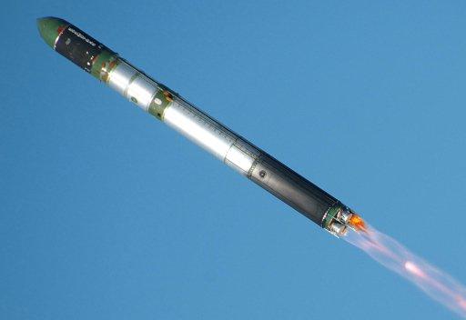 الصاروخ الحامل