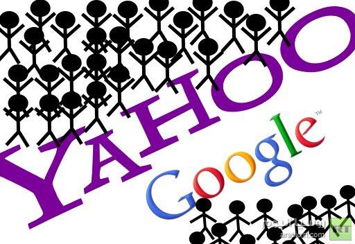 ياهو! تسبق غوغل