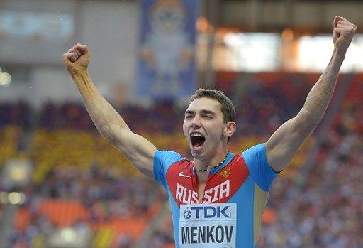 الروسي مينكوف يتوج بذهبية الوثب الطويل في استوكهولم