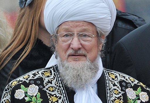 المفتي تاج الدين: