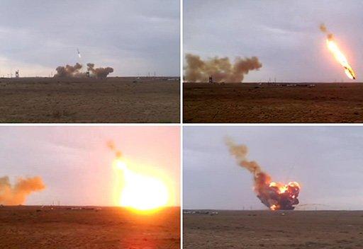 تسريح 3 مسؤولين في القطاع الفضائي الروسي بسبب إطلاق فاشل لصاروخ