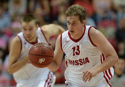روسيا تفوز على فنلندا بكرة السلة ودياً