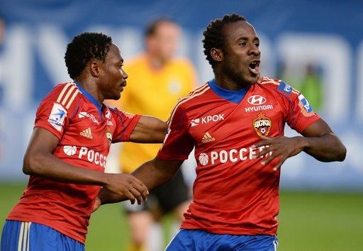 أحمد موسى يقود تسيسكا موسكو للفوز على تومسك
