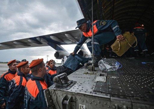 وزارة الطوارئ تعزز مجموعة الأطباء ورجال الإنقاذ في الشرق الأقصى الروسي
