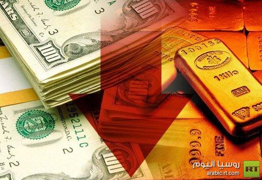 الذهب يستقر في التعاملات الآسيوية عند مستوى 1396.43 دولار