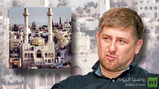 افتتاح مسجد احمد قادروف بضواحي القدس قريبا