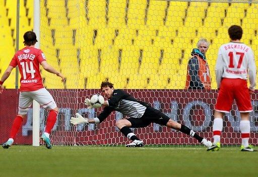 سبارتاك موسكو يتعرض لأول هزيمة في الموسم الجديد