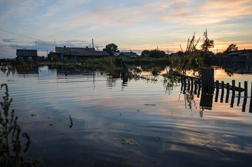 تضرر نحو 100 ألف شخص نتيجة الفيضانات بالشرق الأقصى الروسي