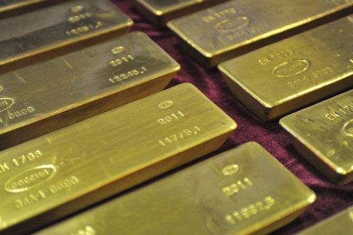 تزايد اسعار الذهب على خلفية أحداث سورية