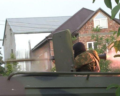 قوى الأمن الروسية تقضي على اثنين من الإرهابيين في شمال القوقاز