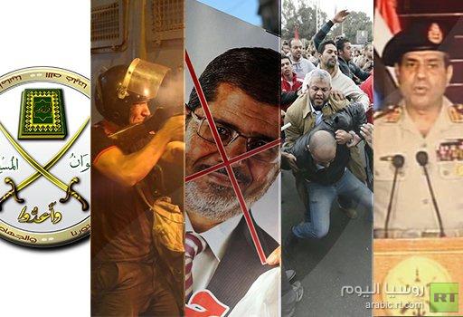 الإخوان وحصاد الثورة