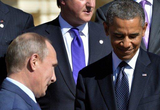 الكرملين: بوتين وأوباما بحثا في قمة الـ20 وضع الكيميائي السوري تحت الرقابة الدولية