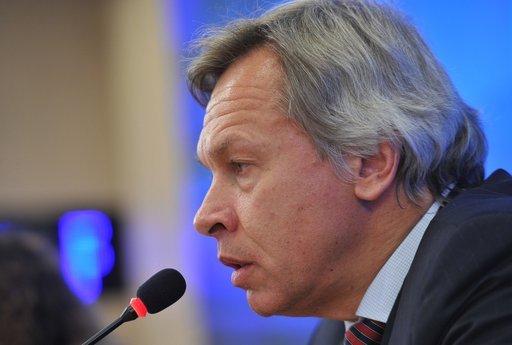 بوشكوف: عدم رضا السيناتور ماكين عن قرار مجلس الأمن دليل على النجاح الروسي