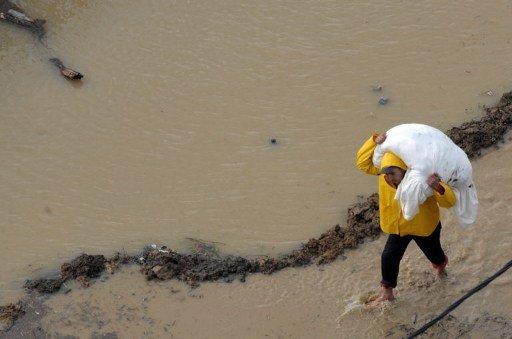 مقتل 5 اطفال شرق الجزائر بسبب الامطار الغزيرة والسيول