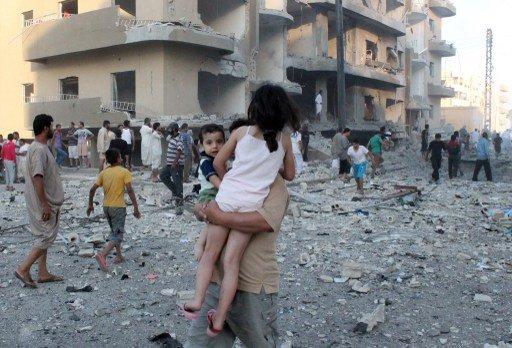 الخارجية الروسية ترفض محاولات الغرب تبرير الهجوم المحتمل على سورية بحماية السكان