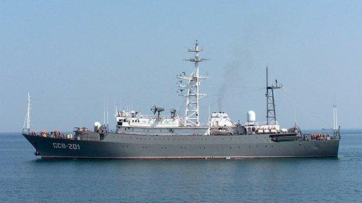 وزارة الدفاع الروسية تعزز إجراءات الاستطلاع بالقرب من الساحل السوري