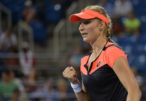 ماكاروفا تهزم رادفانسكا وتبلغ ربع نهائي بطولة أمريكا المفتوحة للتنس