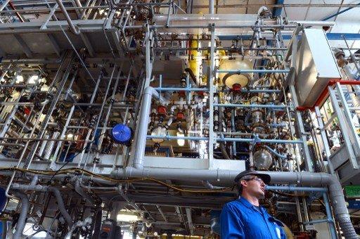 انشاء أحد أكبر المصانع في العالم لإنتاج بيروكسيد الهيدروجين في السعودية