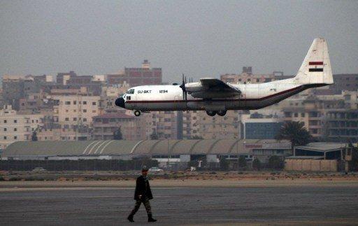 انخفاض الحركة الجوية إلى مصر بنحو 50 في المئة