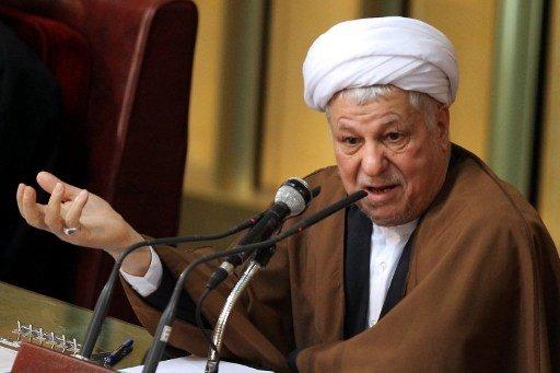الحكومة الإيرانية تنفي تصريحات منسوبة لرفسنجاني بشأن استخدام الكيميائي بسورية