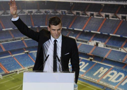 بيـل: رونالدو أفضل لاعب في العالم
