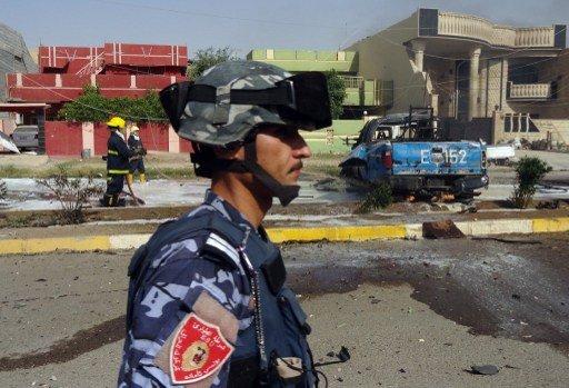 مقتل 6 أشخاص في هجوم على منزل رئيس مؤتمر صحوات العراق