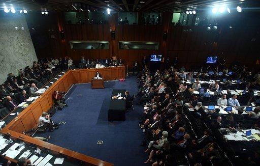 مجلس الشيوخ الأمريكي يعقد جلستي استماع حول سورية الثلاثاء والأربعاء