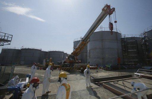 اليابان تخصص 470 مليون دولار لإزالة تسربات محطة