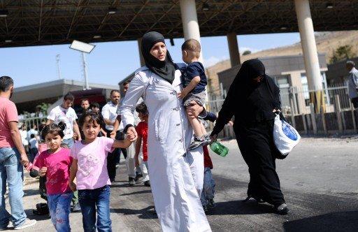 الأمم المتحدة: عدد اللاجئين السوريين يتجاوز حاجز المليونين