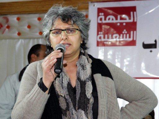 أرملة المعارض التونسي شكري بلعيد تتوجه للمطالبة بإجراء تحقيقات دولية في اغتياله