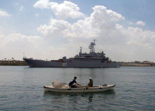 مصدر روسي: موسكو لا تخطط لزيادة وجودها العسكري في البحر الأبيض المتوسط