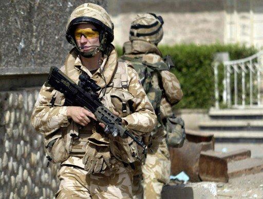 مسؤولون في الجيش البريطاني ينفون اتهامات بالتمثيل بجثث عراقيين عام 2004