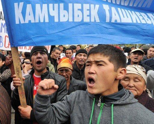 المعارضة القرغيزية كانت تعد للانقلاب على السلطة