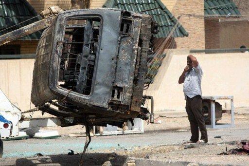 مقتل 7 اشخاص واصابة آخرين بانفجارات في بابل العراقية
