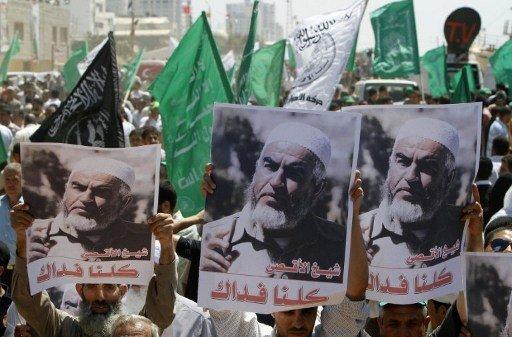 إسرائيل تعتقل الشيخ رائد صلاح اثناء توجهه الى القدس